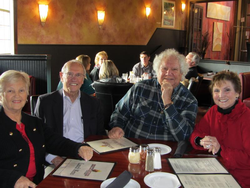 Ted, Judy, Hardy, Jeanette