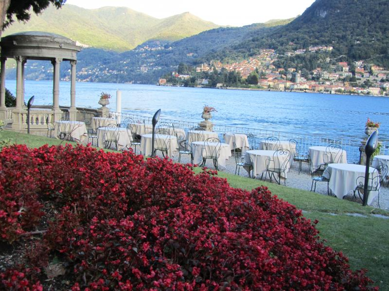 Grand Hotel Imperiale in the lakeside resort of Moltrasio